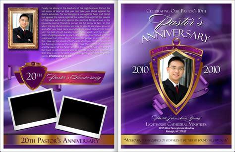 Majesty Pastor Anniversary Program Pastor Anniversary Pastor Appreciation Anniversary Program Template