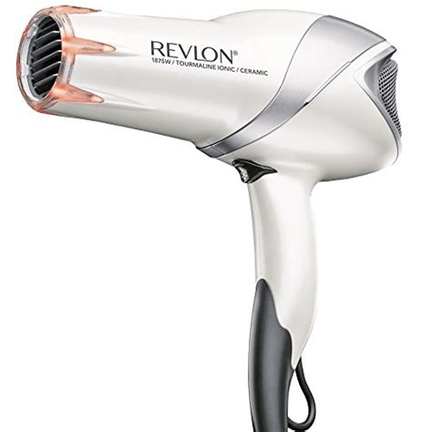 Revlon Hair Dryer Diffuser Attachment revlon 1875w infrared hair dryer for faster drying