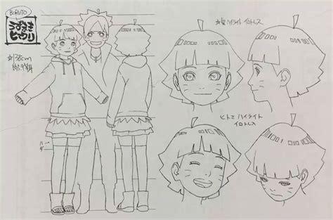 desain baju naruto the last anime naruto indonesia inilah desain karakter boruto