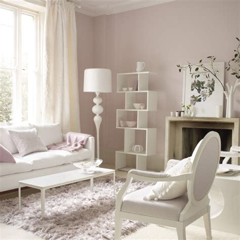 Pink Living Room Ideas Pastel Pink Living Room Traditiaonal Living Rooms Housetohome Co Uk