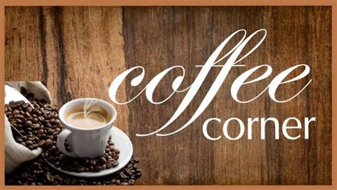 Coffee Corner Ltd.   Afro Tourism