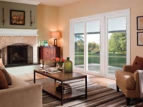 Small Living Room Many Doors Pella 174 350 Series Sliding Patio Doors Traditional