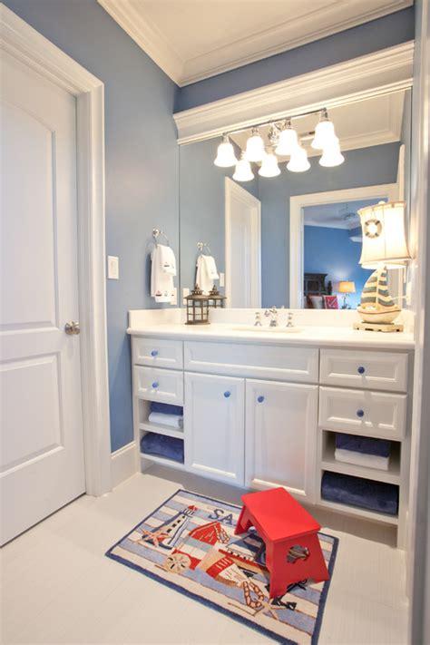 seaside interiors kids nautical bathroom reveal 7 traditional coastal bathrooms all in the same home