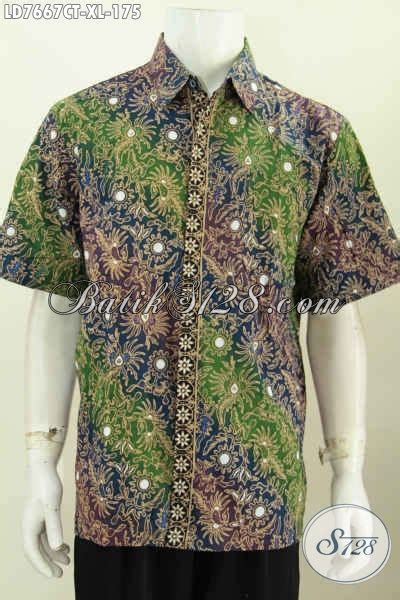 Hem Batik Jawa baju hem batik jawa etnik kemeja batik modern kwalitas