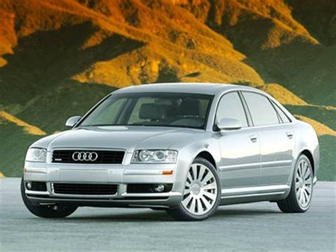2003 audi a8 pricing ratings reviews kelley blue book
