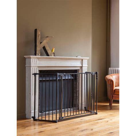 barriere cheminee barriere de s 233 curit 233 pare feu petit modele noir de quax
