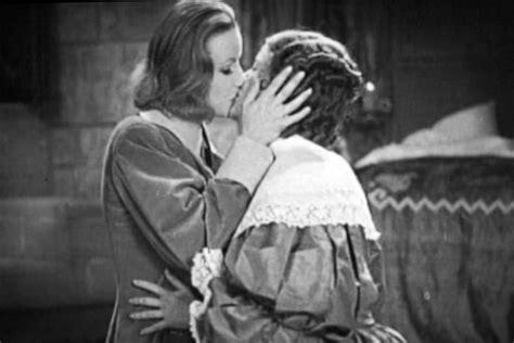 queen film kiss queer film blogathon queen christina 1933 backlots