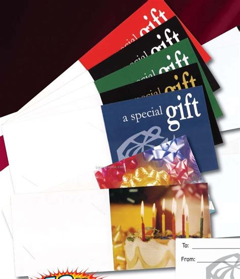 Gift Card Presenters - gift cards china wholesale gift cards