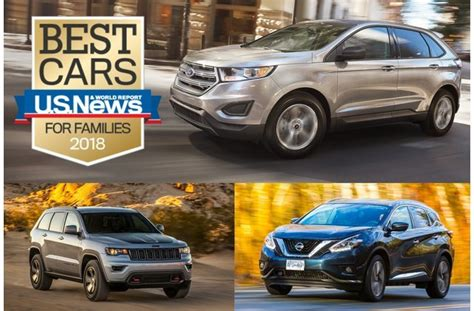 best suvs for families the best 2 row midsize suvs for families in 2018 u s
