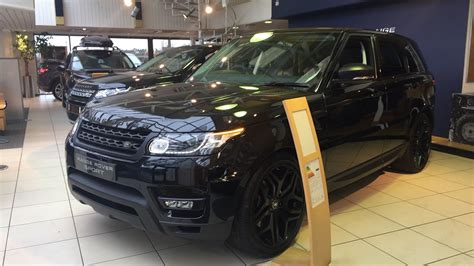 land rover black inside range rover sport black with red interior www indiepedia org