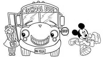back to school coloring page coloring school things coloring pages
