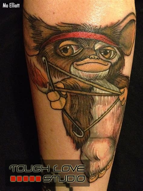 gizmo tattoo pin gremlins on