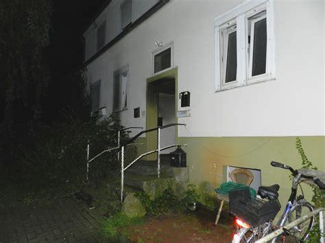 wohnungen damme 19 08 2017 kellerbrand mehrfamilienhaus am r 246 teteich in