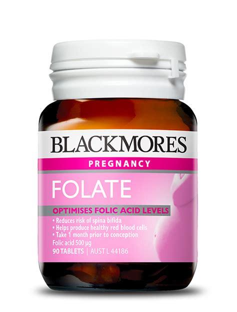 Appeton Essentials Folic Acid folate blackmores