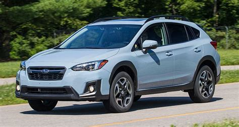 subaru crosstrek lifted blue all 2018 subaru crosstrek brings rugged looks and