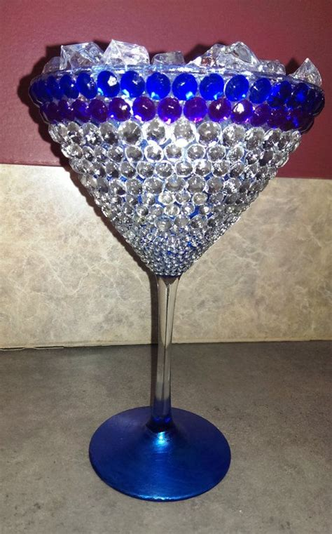 martini glass centerpiece decorative martini glass candle holder centerpiece