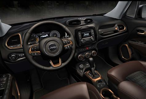 jeep renegade dashboard 2018 jeep renegade specs and news update 2018 2019