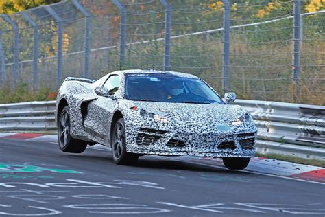 2020 Chevrolet Corvette Images by 2020 Chevrolet Corvette Spied Testing With C7 At