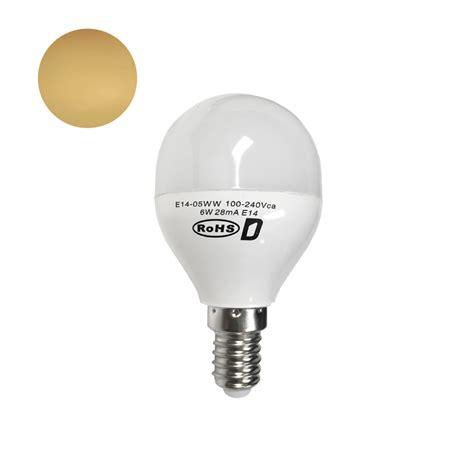 Individual Led Light Bulbs E14 Mini Bulb Led Light 6w 40w Replacement Warm White 3000k Led Lighting Demasled