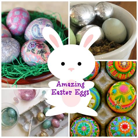 amazing easter eggs amazing easter eggs domestic charm
