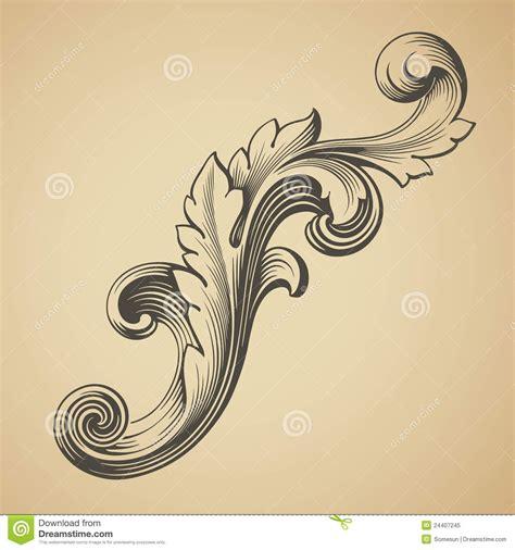 decorator pattern c video baroque design vector vintage baroque design frame