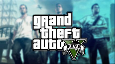 Grand The Auto 5 by Grand Theft Auto 5 Thumbtemps