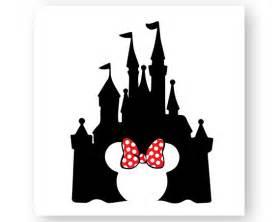 disney castle icon mickey mouse icon minnie logo head