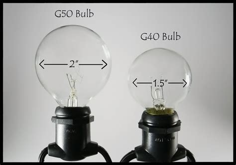 christmas bulb size chart collection of light bulb sizes best tree decoration ideas