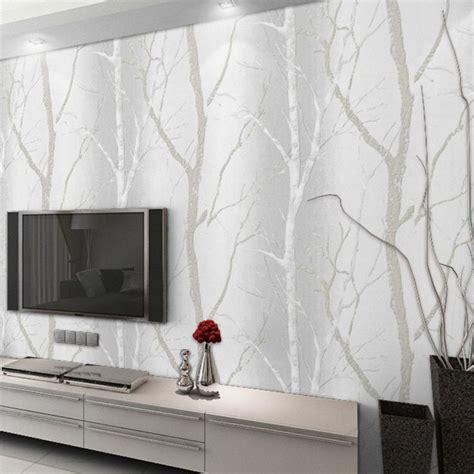 tree design wallpaper living room best 25 wallpaper for living room ideas on