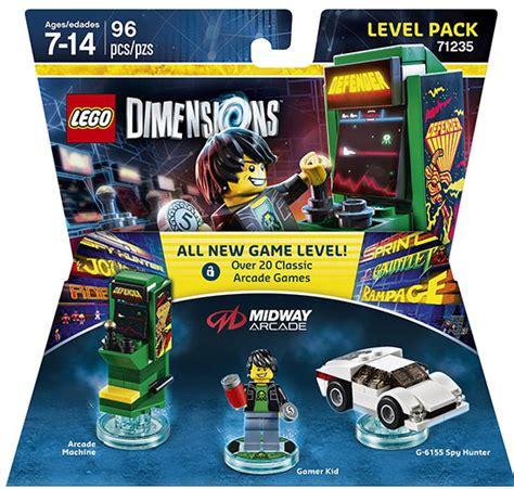 Diskon Lego 71235 Dimensions Midway Arcade Gamer Kid gamer kid lego dimensions minifigure release date