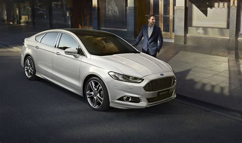 ford mondel 2017 ford mondeo updates announced for australia photos