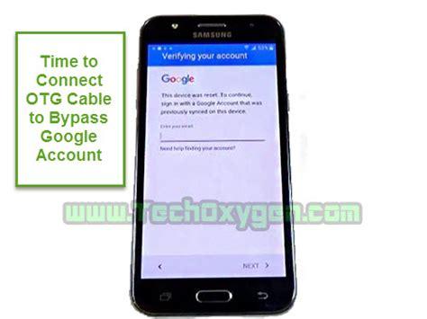 Usb Otg Samsung J5 samsung galaxy j5 j500f how to bypass account otg