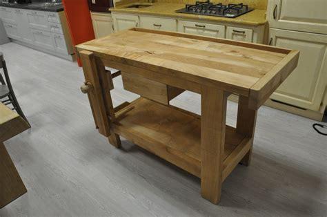 bancone per cucina tavoli in legno su misura fadini mobili cerea verona