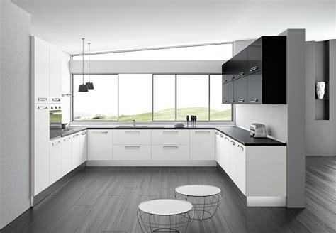 immagini moderne immagini cucine moderne cucina con pensili in legno with