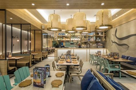 indonesian restaurant interior design fish co 2 restaurant by metaphor interior architecture