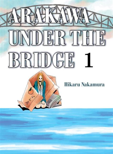 arakawa the bridge 1 books arakawa the bridge 1 vol 1 issue