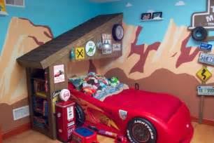 Disney Cars Home Decor Radiator Springs Bedroom Design Room Ideas Boys Lightning Mcqueen Of
