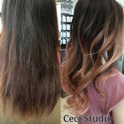 gold hair color on brunettes studios colors and roses on