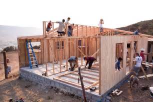 How To Build A House by House Building Door Of Faith Orphanage