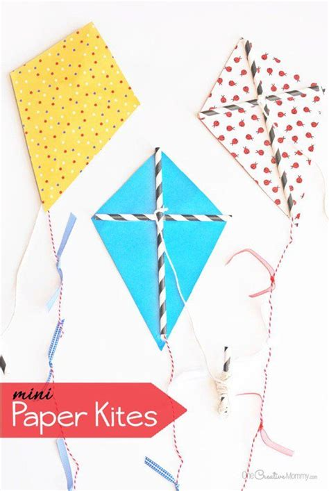 How To Make Paper Kites - best 25 kite ideas on kites diy go