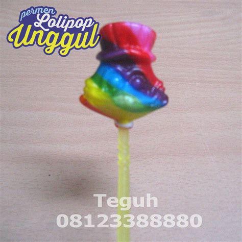 Permen Mini permen lollipop mini karakter permen mainan unggul