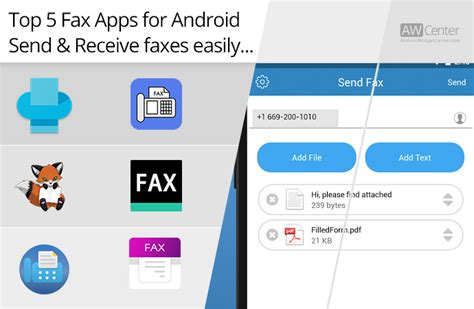 fax app for android top 5 fax apps for android easily send and receive faxes
