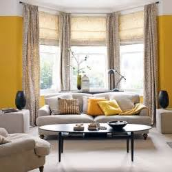 Living Room Window Ideas Traditional Living Room Ideas Highlighting A Bay Window Terrys Fabrics S