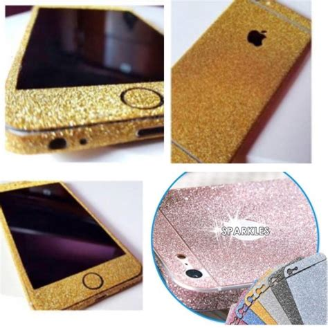 Samsung Galaxy Note 5 Glitter Shining Skin Stiker Gardskin sparkle glitter samsung note or galaxy sticker skin galaxy s6 s6 edge s5 s4 s3 note 4 note 3