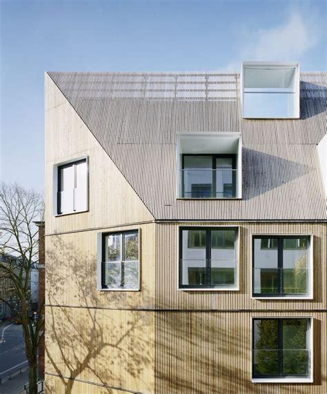 hamburg architekten 220 ber 1 000 ideen zu fassade holz auf