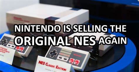 nintendo entertainment system nes classic edition review 187 the gadget flow the techreader news for technology cars gear and more