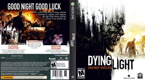 Dying Covers by Dying Light 2015 Ntsc Freedvdcover