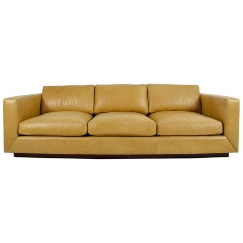 jonathan adler sofa leather sofa by jonathan adler at 1stdibs