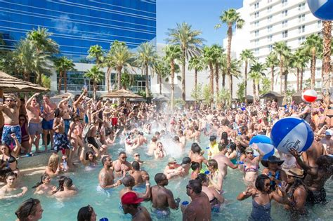 Ready for Rehab? Hard Rock Hotel preps its iconic pool party   Las Vegas Weekly