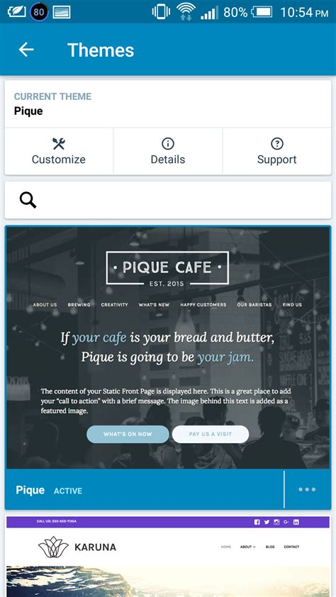 how to log in htc themes mobile cms screenshots of wordpress on htc one m7 drupal